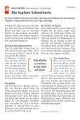 Publireportage Nählokal, Alpnach - Seite 2