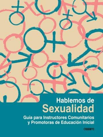 Sexualidad - conafe.edu.mx