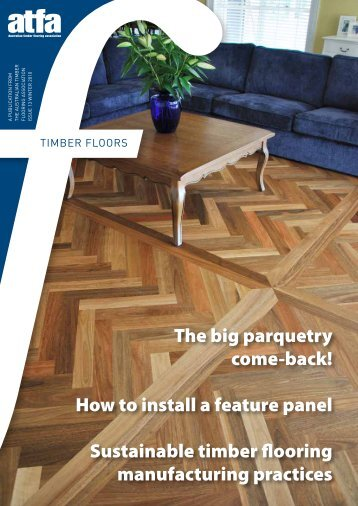 Timber floors - The Australian Timber Flooring Association