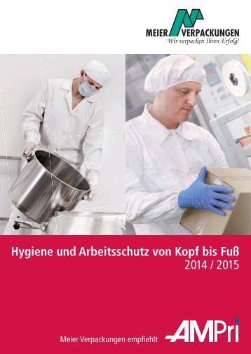 Meier Verpackungen GmbH - Katalog Hygieneartikel