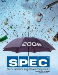 spec catalog - Electronic Fasteners Inc