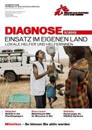 Lokale Helfer und Helferinnen - Ärzte ohne Grenzen
