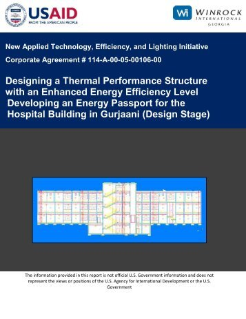 Designing a Thermal Performance Structure with an ... - Tkibuli Tea