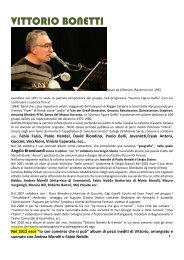 BOOKING 2012 - Agenzia di Spettacolo ARTEFANTASIA Eventi