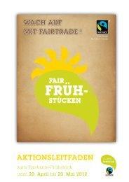 Fairtrade Frühstück - Faire Woche