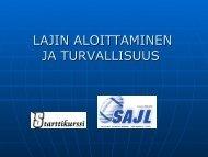 media/Startti - lajin aloittaminen ja turvallisuus.pdf