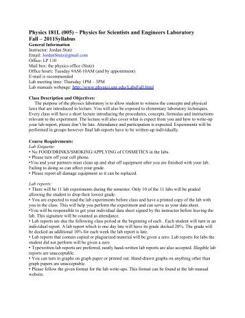 Physics for scientists engineers with modern physics 4th edition physics for scientists and engineers laboratory fall 2011syllabus fandeluxe Images