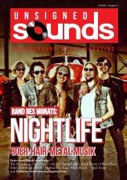 Unsigned Sounds - Ausgabe 02