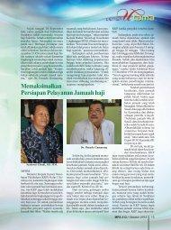 Memaksimalkan Persiapan Pelayanan Jamaah haji - Kemenag Jatim