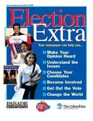 Election Extra - Ellington