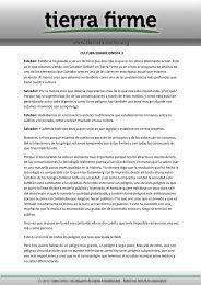 CULTURA EXHIBICIONISTA 3 Esteban: Exhibirse ha ... - Tierra Firme