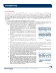 Green Dot to Benefit from Industry Growth; Regulation ... - Blueshift - Page 6