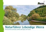 Naturführer Lebendige Werra - BUND e.V. Landesverband Thüringen