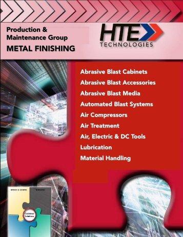 METAL FINISHING - HTE Technologies