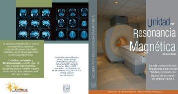 U Resonancia - Instituto de Neurobiología