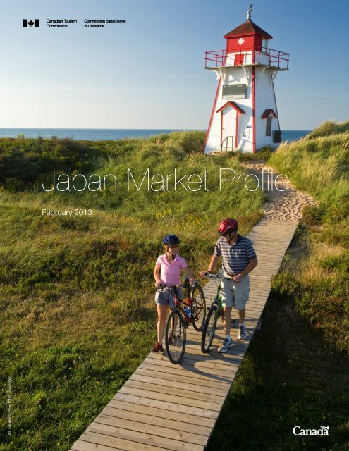 Japan Market Profile - Canadian Tourism Commission - Canada