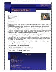 Roperunner 2007-2