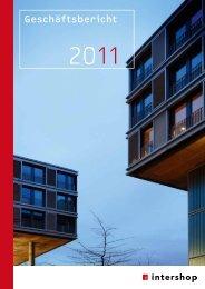 Geschäftsbericht 2011 (Download, pdf) - Intershop Management AG