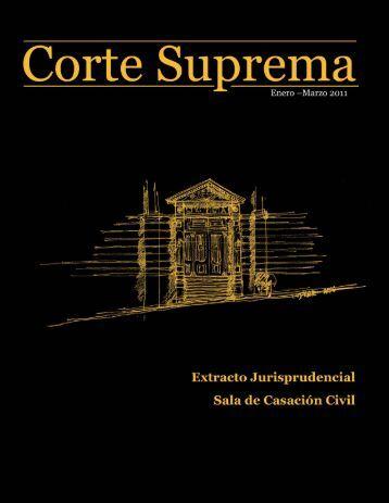 Enero -Marzo 2011 - Corte Suprema de Justicia