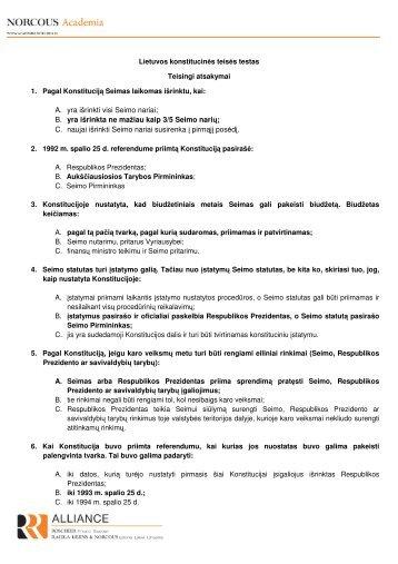 Nr. 21. - NORCOUS Academia