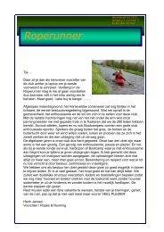 Roperunner 2012-2