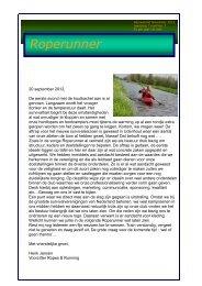 Roperunner 2012-3