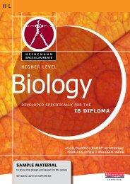 IB DIPLOMA - Pearson Global Schools