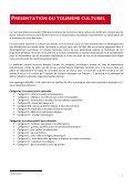 FICHE FILIèRE - Bourgogne Tourisme - Page 2