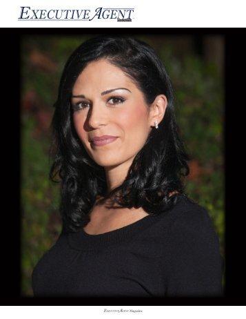 Mina Roditis - Executive Agent Magazine