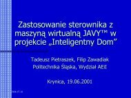 Slides - The Personal Page of Tadek Pietraszek