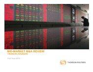 Thomson Reuters Mid - BMR Advisors