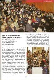 Intervalle AMJ - Leipziger Symposien zur Kinder- und Jugendstimme