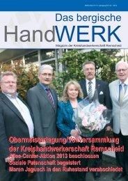 Ausgabe 02 I 2012 - Innung fuer Elektrotechnische Handwerke ...