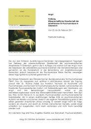 Mag. Dr. Christian Arnezeder www.arnezeder.net © 2011 Angst ...