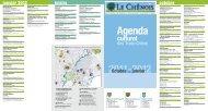 Agenda culturel octobre 2011 à janvier 2012 - Chêne-Bougeries