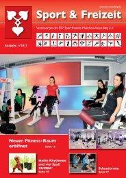 Ausgabe 1-2012 - ESV Neuaubing