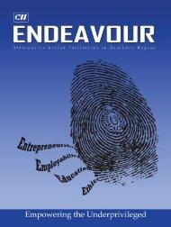 ENDEAVOUR - CII