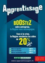 aides régionales - CFA Sport Méditerranée