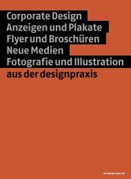 Corporate Design Anzeigen und Plakate Flyer und ... - designpraxis