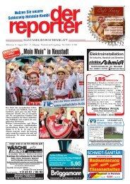 """""""Moin Moin"""" in Neustadt - Der Reporter"""