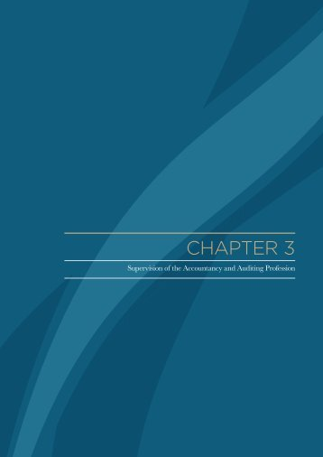 ChApTeR 3 - Irish Auditing & Accounting Supervisory Authority