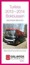 130618-Bokbussen_2013-webbversion - Gislaveds kommun