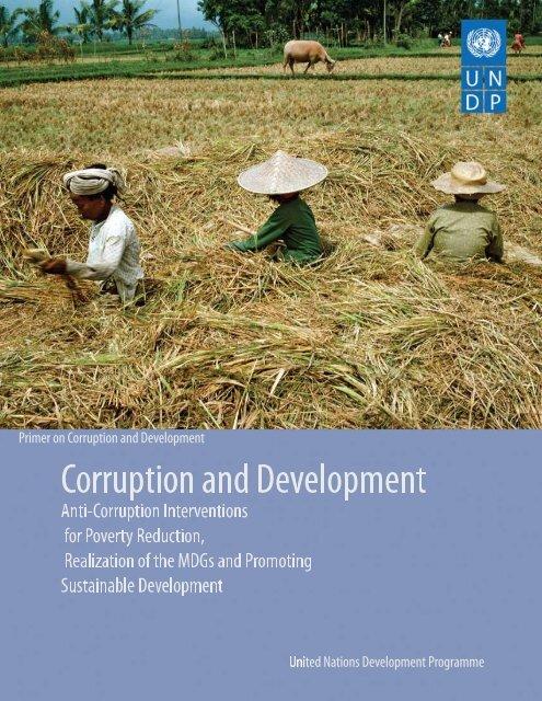 Corruption and Development - pogar