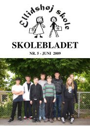 Juni 2009 - Ellidshøj Skole
