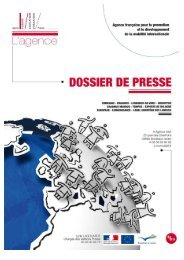 Dossier de presse agence - Agence Europe-Education-Formation ...