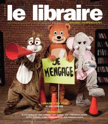 libraire d'un jour alain lefèvre - Le libraire
