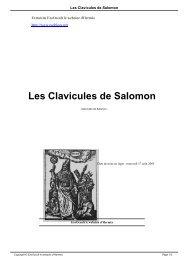 SALOMON DE LES TÉLÉCHARGER CLAVICULES