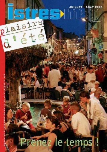 quartiers - Istres