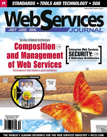 WSJ 4-2 February... - sys-con.com's archive of magazines - SYS ...