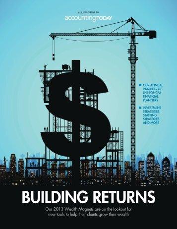 BUILDING RETURNS - BAM Advisor Services